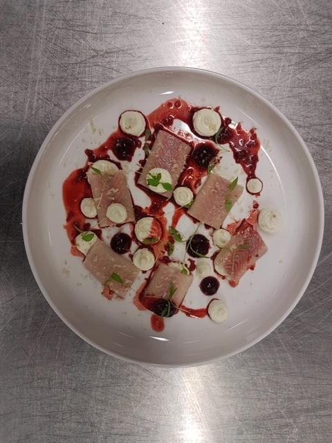 Recept van Chefkok Bart Klomp van Restaurant Liefdegesticht